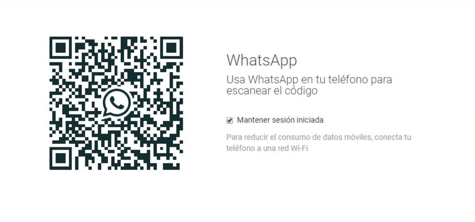 Código QR de WhatsApp