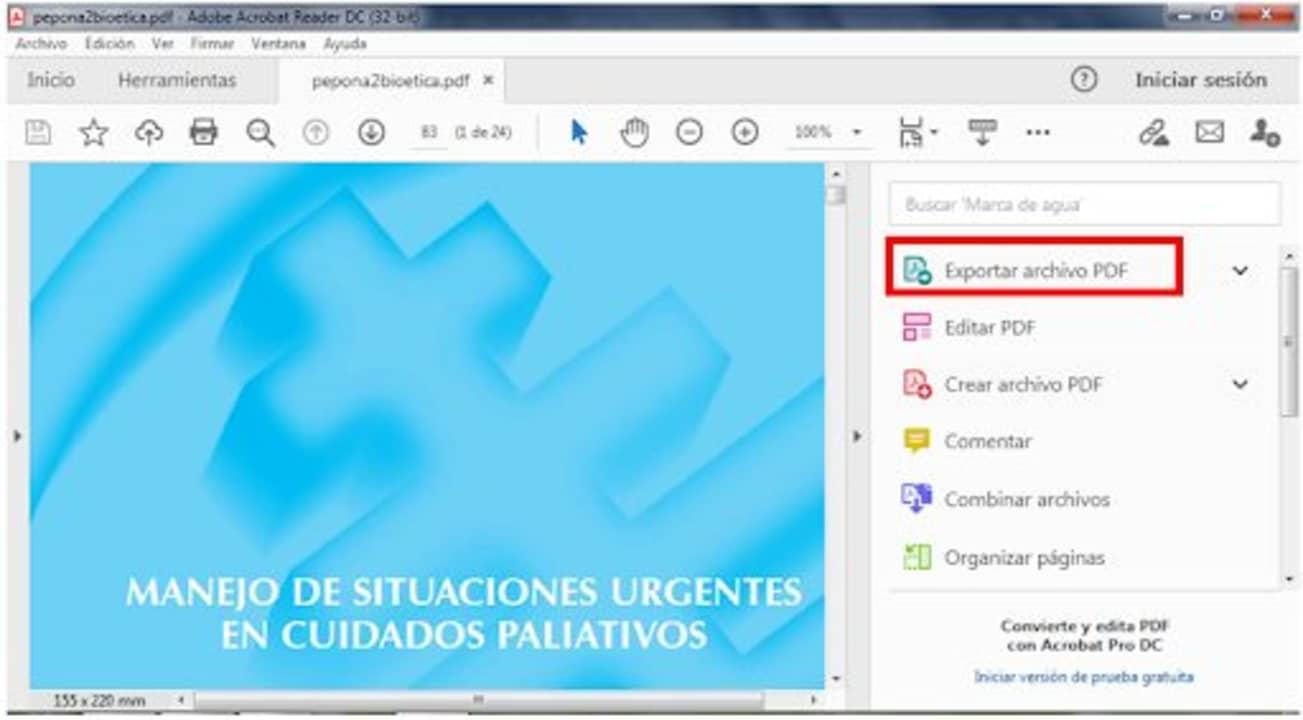 Cómo convertir un archivo pdf a Microsoft PowerPoint