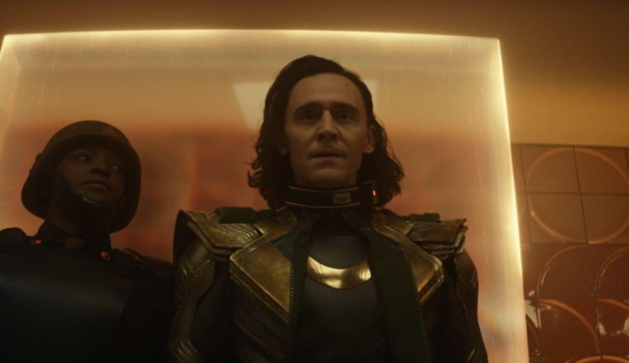 Loki llega a la Agencia de Variación Temporal