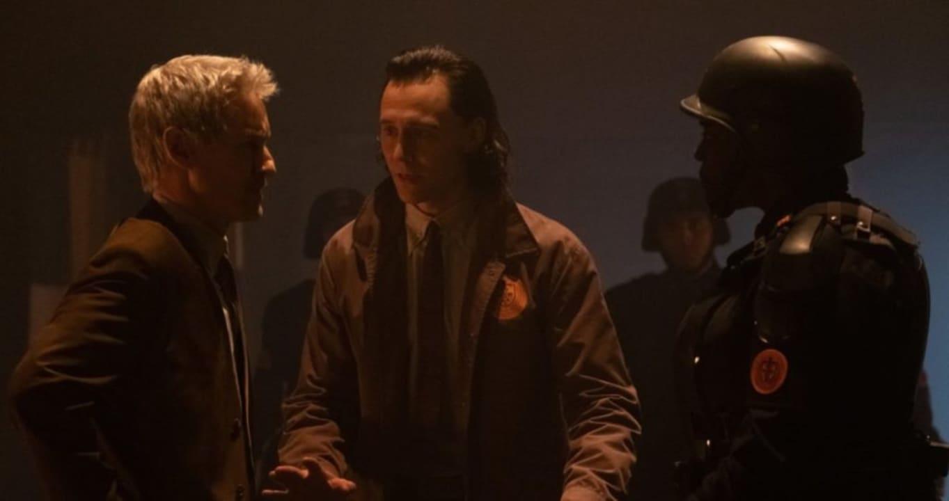 Loki y Mobius