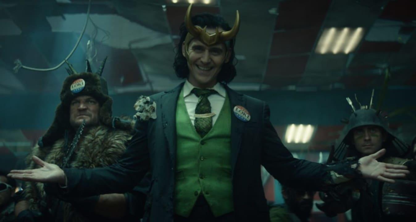 Loki en Disney Plus