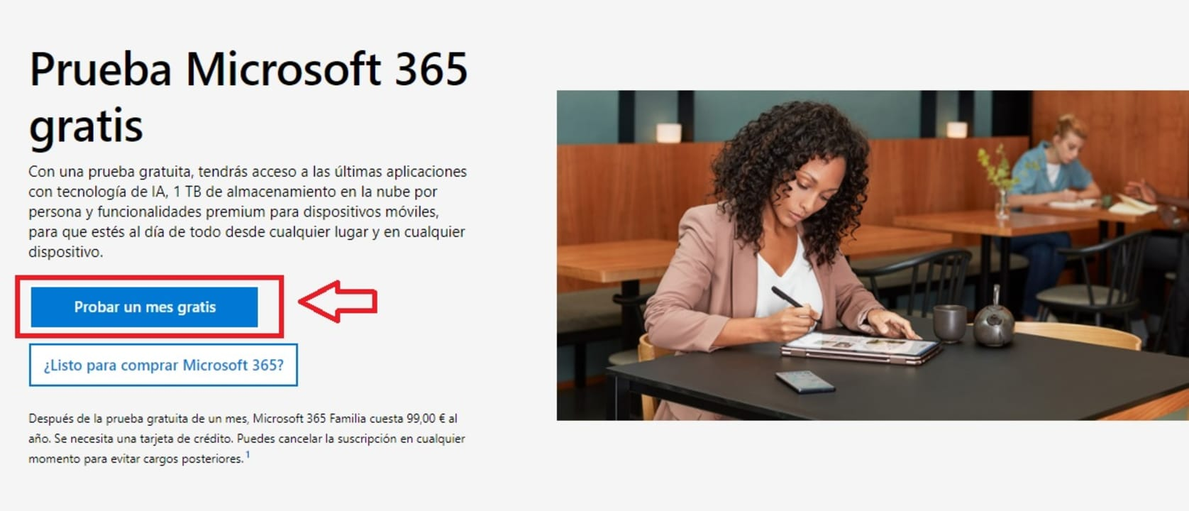 Microsoft 365 gratis