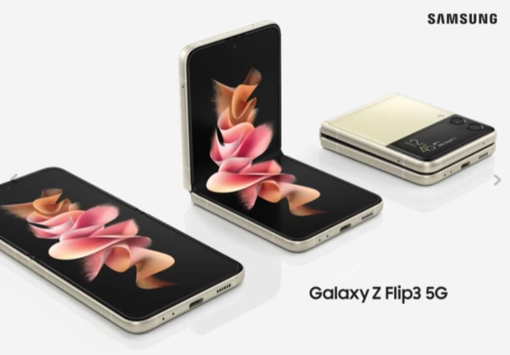 Samsung Galaxy Flip3 5G