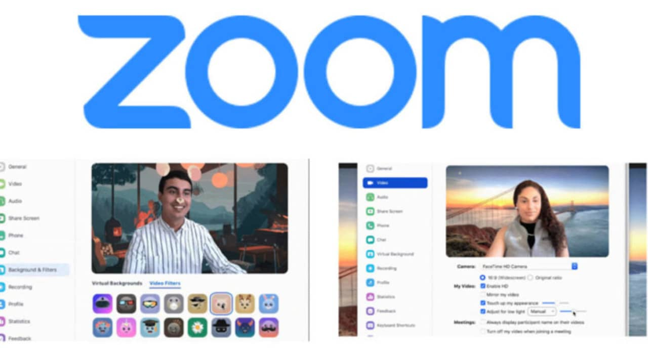 How to Get Filters on Zoom