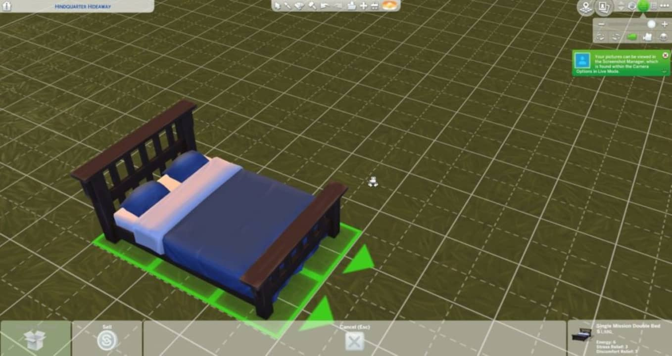 How to Rotate Furniture on Sims 4 in 3 Easy Ways