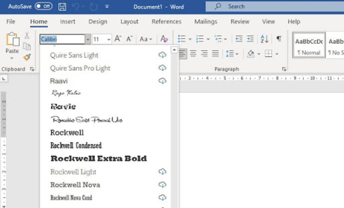 How to Add Fonts to Microsoft Office