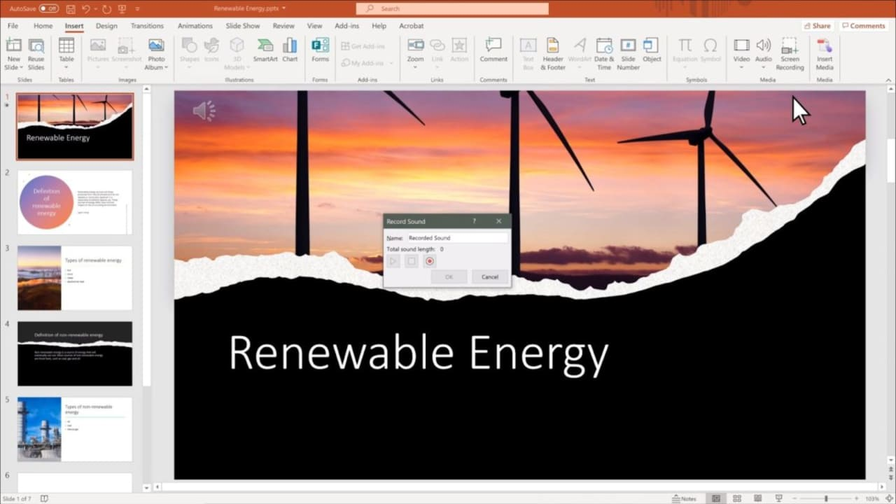 How to Add Music to Microsoft PowerPoint