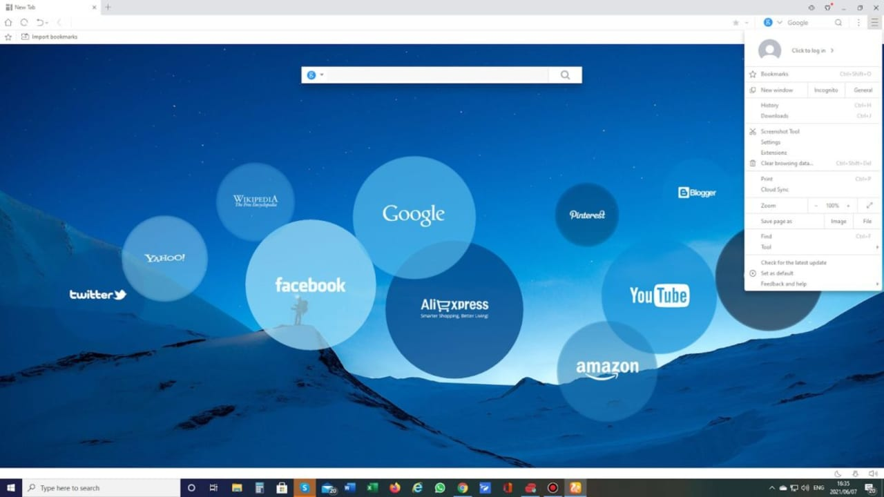 How to Disable Adblock in UC Browser on the PC