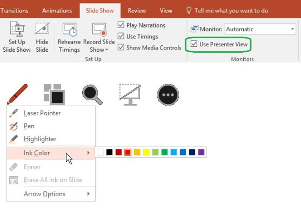 How to Draw on Microsoft PowerPoint