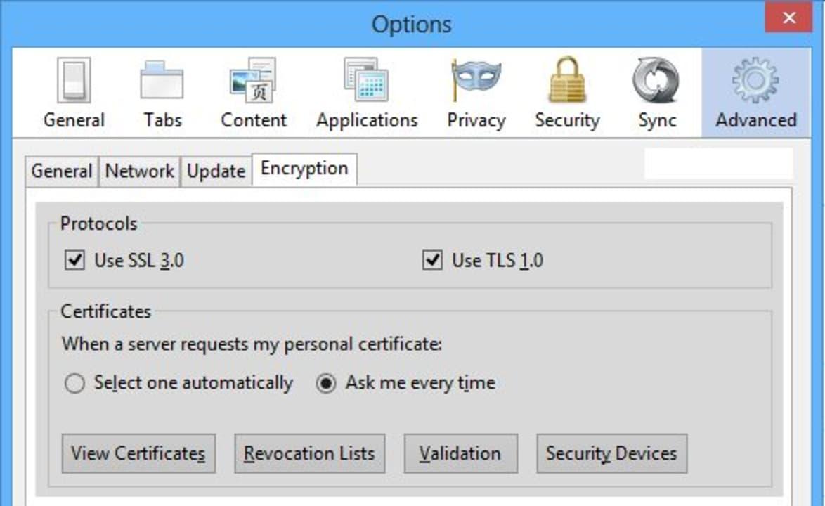 How to Remove Certificate Error in Mozilla Firefox