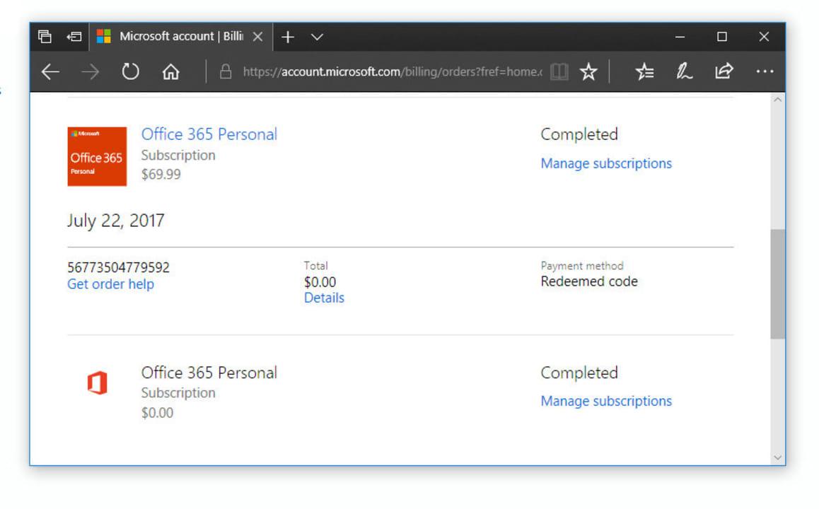 How to Renew Microsoft Office