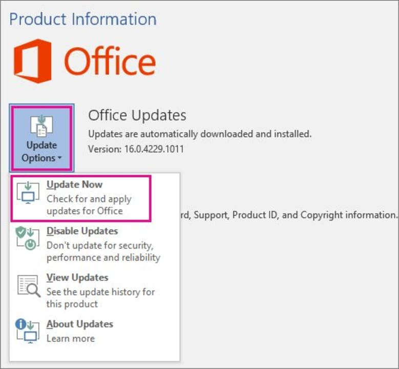 How to Update Microsoft Powerpoint
