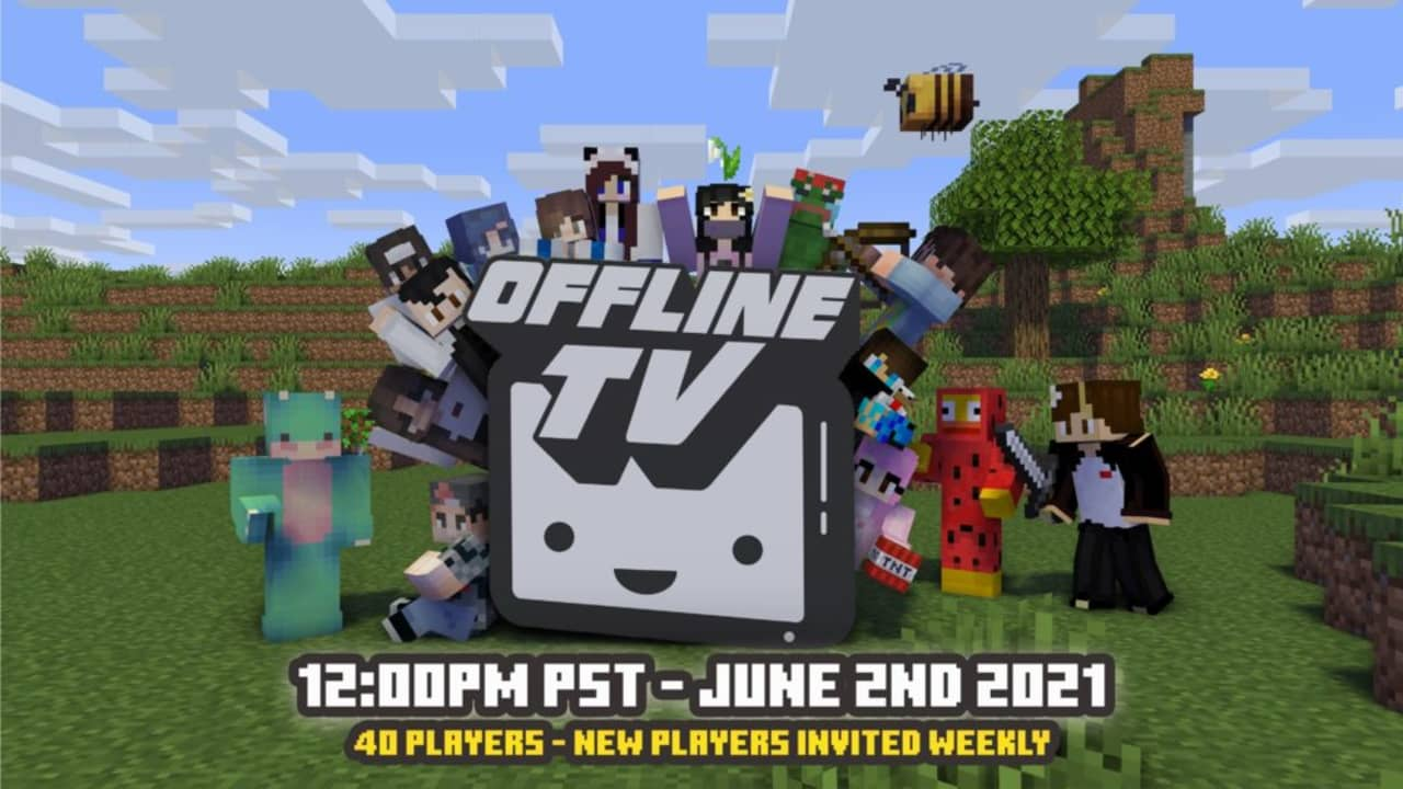 OTV Relaunches Minecraft Server Modpack with New Features