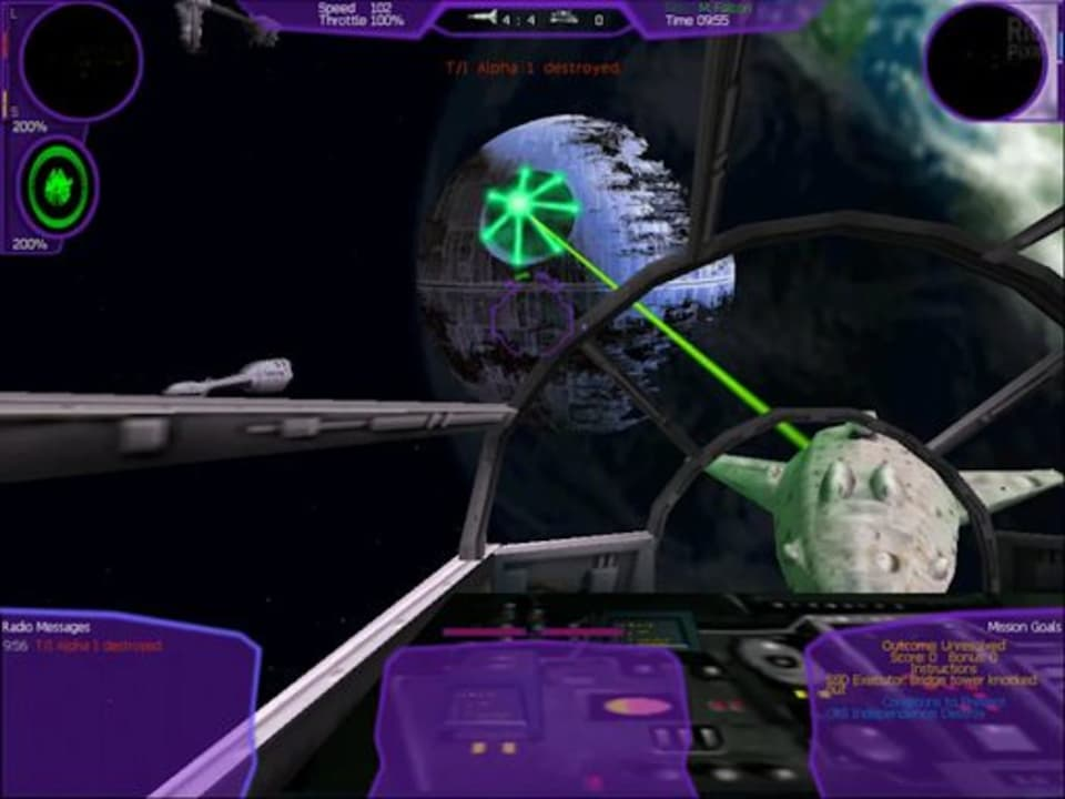 How to Install Tie Fighter Total Conversion step