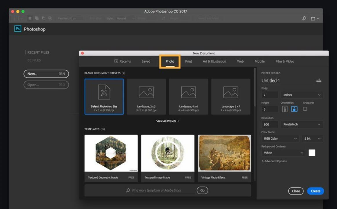 How to Use Adobe Stock Templates