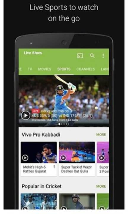 How to Watch Live Streaming Cricket